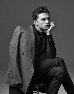 LOptimum 2016 Editorial Harvey Newton Haydon 800x1018 Andrew Cooper, Sam Webb + More Models Star in LOptimum Shoot
