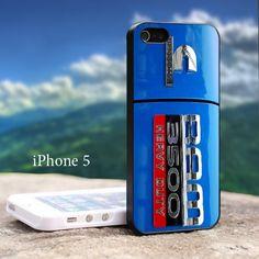 CUMMINS Turbo Diesel Dodge - Design For iPhone 5 Black Case