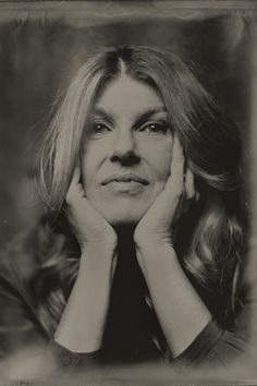 Celebrity Tintype Portraits Sundance 2015 - Victoria Will Tintypes 2015 - Esquire Connie Britton Black And White Portraits, Black And White Photography, People Photography, Portrait Photography, Sundance Film Festival, Famous Faces, Beauty Routines, How To Look Better, Hair Beauty