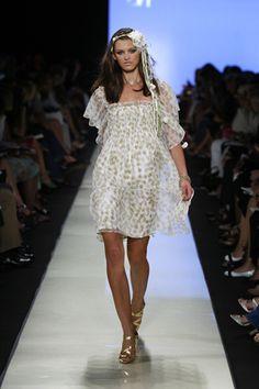 spring 2009 ready-to-wear, Diane von Furstenberg, Runway