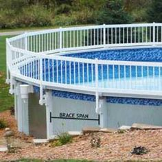 premium guard above ground swimming pool safety fence kit c 2 spans
