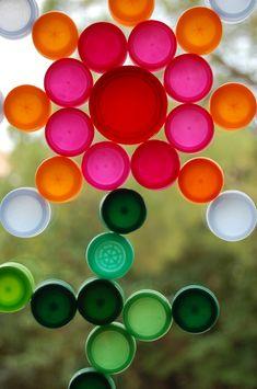 clip it | Indiegogo  pour jouer avec les bouchons de bouteille, superbe idée !