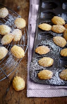 NOMU is an original South African food and lifestyle concept by Tracy Foulkes. Chef Recipes, Baking Recipes, Madeleine Recipe, South African Recipes, Bite Size, High Tea, Afternoon Tea, Treats, Dishes