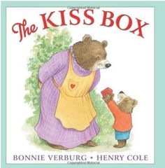Book of the Week: 'The Kiss Box' and a Companion Craft  - pinned by @PediaStaff – Please Visit ht.ly/63sNtfor all our pediatric therapy pins