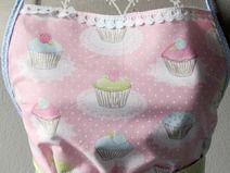 "Schürze ""sweet cupcakes"""