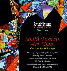 Sublime Galleria, India's first sky gallery showcases artwork by upcoming and renowned artists. Enjoy a unique collection of paintings, book art and digital photography,art gallery website,art gallery shows.