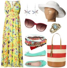 30 Flattering Sets Summer Outfit Ideas for Different Occasions ...