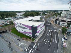 Parking House in Mikkeli