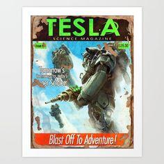 Tesla Science Magazine issue 4 - $15