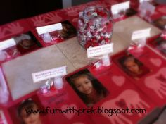 preschool valentine party | Preschool Valentine's party favors | Crafts for kids