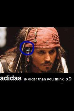 Pirates of the Carribean #LMAO aka product placement for the win!