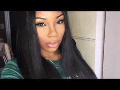 Ms.AaliyahJay has the most flawless, easy makeup routines for women of color.