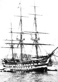 Navio Reina Doña Isabel II