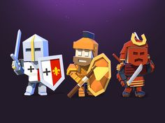 121 Best Low Poly Characters images in 2016 | Asset store