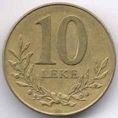 Albania 10 Leke 1996