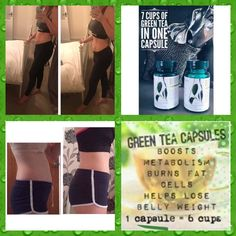 Green Tea Capsules, Nu Skin, Boost Metabolism, Lose Belly, Fat Burning, Burns, Diamonds, My Love, Pictures
