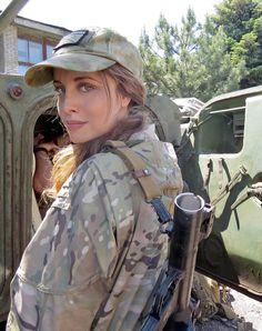 Russian army - Russian military Российская армия - российские военные Юлия Харламова - Julia Kharlamova (Kharlamov)