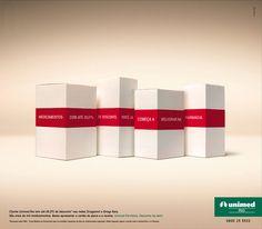 Farmácia | Unimed | Print | F/Nazca Saatchi & Saatchi