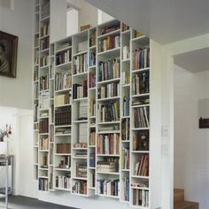 4 Limitless Tips: Large Floating Shelf Display floating shelves dining basements.How To Build Floating Shelves Built Ins floating shelf over couch rugs.How To Build Floating Shelves Built Ins. Casa Patio, Muebles Living, Interior And Exterior, Interior Design, Design Interiors, Kitchen Interior, Book Wall, Book Storage, Storage Room