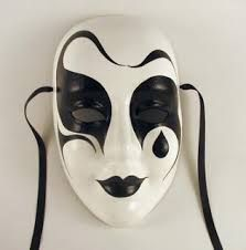 Visions of Venice / Venetian Masks / Venetian Carnevale Masks / Volto Carnevale Drama Masks, Shotting Photo, Mask Painting, Half Mask, Art Costume, Witch Decor, Cool Masks, Music Artwork, Carnival Masks