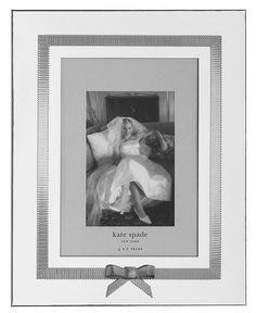 kate spade new york Grace Avenue 5 x 7 Picture Frame - - Macy's
