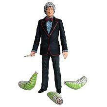"""Doctor Who Third Dcotor with Giant Maggots From """"The Green Death"""" $26.95"""