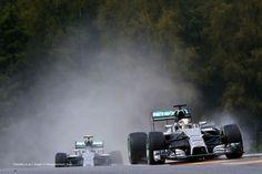Lewis Hamilton, Mercedes, Spa-Francorchamps,Saturday, 2014