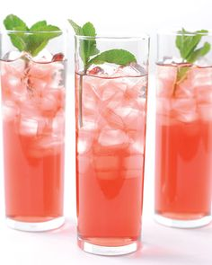 5 stars Hibiscus-Mint Iced Tea..a friend of mine made this and gave it the 5 stars..sounds yummy