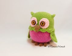 Little things you just keep an owl in the belly! TamaraNowack of IDEA. Comments: LiveInternet - Russian Service Online Diaries
