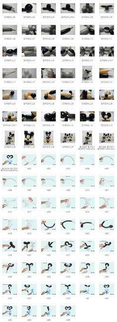 풍선하하 balloonhaha ㅡ 원본 사진 ㅡ 큰 사진은 이메일로 보내드립니다: 교육용 058 미키마우스