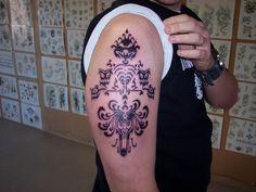 Haunted Mansion Tattoo Disney Wallpaper  ... disneybloggers.blogspot.com