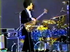 The great bass player, Stanley Clarke - Lopsy Lu (at the 1976 Downbeat poll-winners' show)  Stanley Clarke - b Jean-Luc Ponty - v Chick Corea - p Billy Cobham - dr