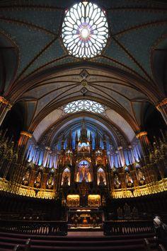 Notre Dame Basilica :)
