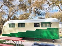 "Accidentally we stumbled upon this Gem of a park in Central California, this trailer they call the ""twinki"" Flying Flags Camping and RV resort in Buellton, CA is one of the best RV parks we have seen...."