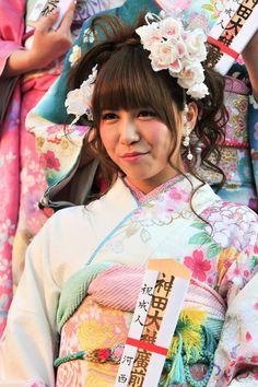 とも〜み、成人の日 #AKB48