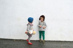 READER'S MINISTRIKK: Knapper Bak-genseren. Foto av Solveig Sel