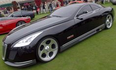 Maybach Exelero ~ Maybe NOT a concept car but THE Most Expensive Sport Car, $8 Million Dollars! Description from pinterest.com. I searched for this on bing.com/images