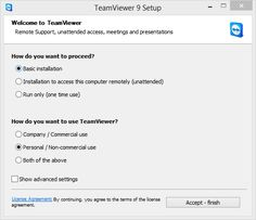 Remote Help for Family and Friends – Part 1: Installing and Using TeamViewer