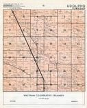 Historic Map: Udolpho Township, Atlas: Mower County 1955c, Minnesota - Historic Map Works, Residential Genealogy ™