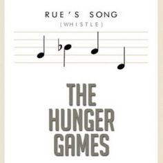 The Hunger Games Rue's Song. No offense Rue. The Hunger Games, Hunger Games Catching Fire, Hunger Games Trilogy, Hunger Games Tattoo, Hunger Games Crafts, Piano Music, Sheet Music, Music Sheets, Violin Sheet