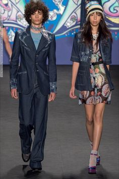 Anna Sui (Spring-Summer 2015) R-T-W collection at New York Fashion Week  #AnnaSui #AntoniaWesseloh #AntoninaPetkovic #DaphneGroeneveld #EllaRichards #FeiFeiSun #HanneGabyOdiele #IssaLish #JamieBochert #JaniceAlida #JuliaNobis #KoukaWebb #LexiBoling #LiliSumner #LiuWen #MalaikaFirth #NatalieWestling #NewYork #OndriaHardin #OphelieGuillermand #SarahBrannon #SashaLuss #SoRaChoi #SteffyArgelich #SungHee #VanessaAxente #VanessaMoody #XiaoWenJu