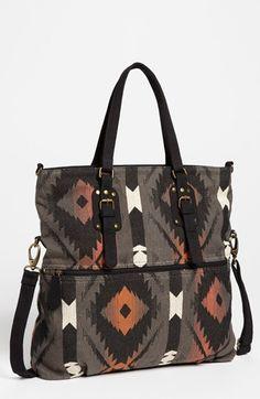 BP. Southwestern Pattern Messenger Bag available at #Nordstrom ***********