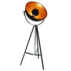 staande lamp zwart goud - Google zoeken