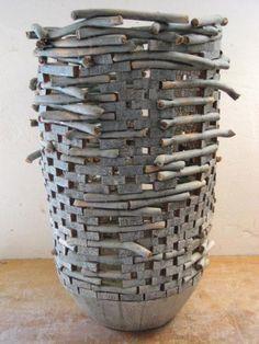 Jim Kraft  stoneware...