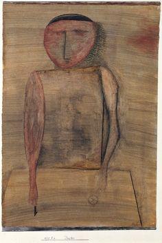"""Paul Klee, """"Doctor"""""""