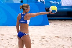 Can't Wait for some beach Volleyball!