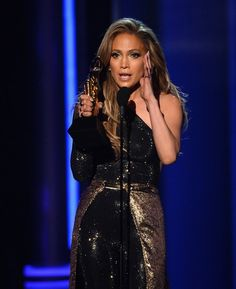Pin for Later: J Lo Had a Milestone Moment at the Billboard Music Awards
