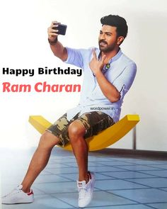 Thank you everyone for sharing all your beautiful edits and wishes. 😍 I hope Ram Charan got to see some of them! Bollywood Actors, Bollywood Celebrities, Wallpaper Photo Hd, Ram Photos, Cute Baby Videos, Happy Birthday To Us, Actors Images, Actor Photo, Inspiring Quotes About Life