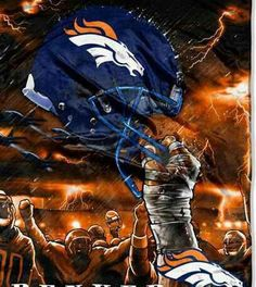 Xoxo...BRONCOS... Heck to the yeah!!!!