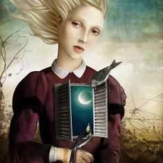 The Night is calm by Christian Schloe